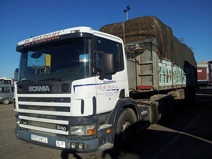 transporte de mercancias en castell n transportes vilar